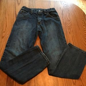 👖Boys Wrangler Jeans With Adjustable Waste👖